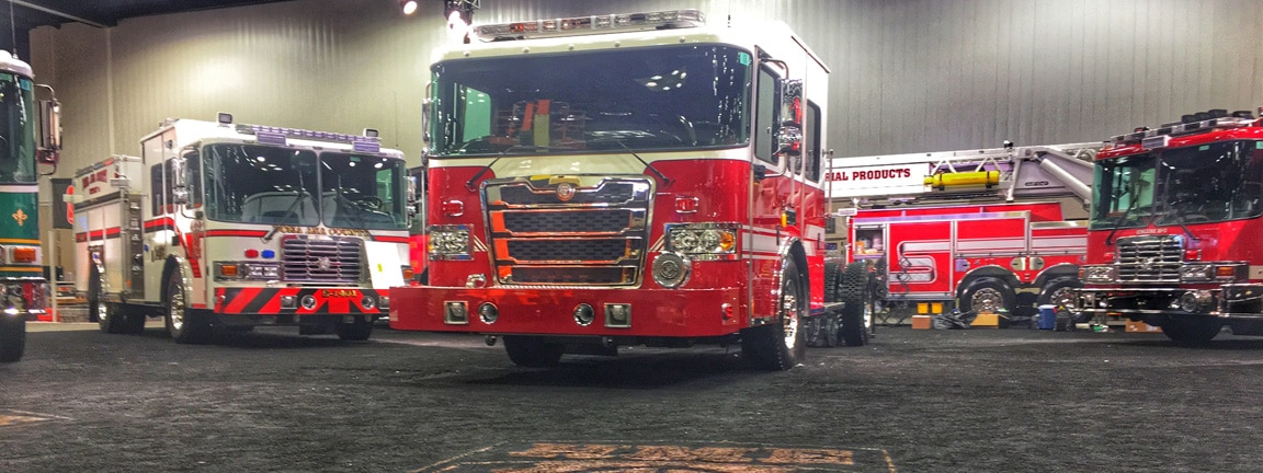 HME Inc. Introduces New, Advanced Chassis at FDIC 2018