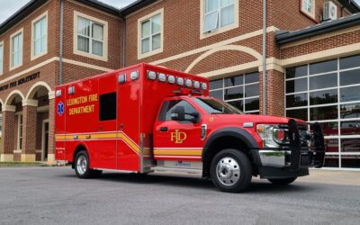 Lexington FD (VA) - Demers MXP170